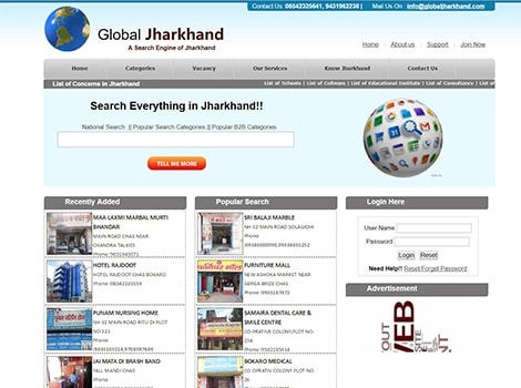 Global Jharkhand
